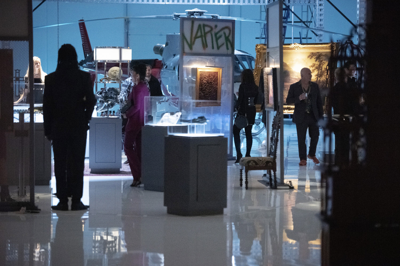 "Бэтвумен ""Gore on Canvas"" - 5 серия 2 сезона"