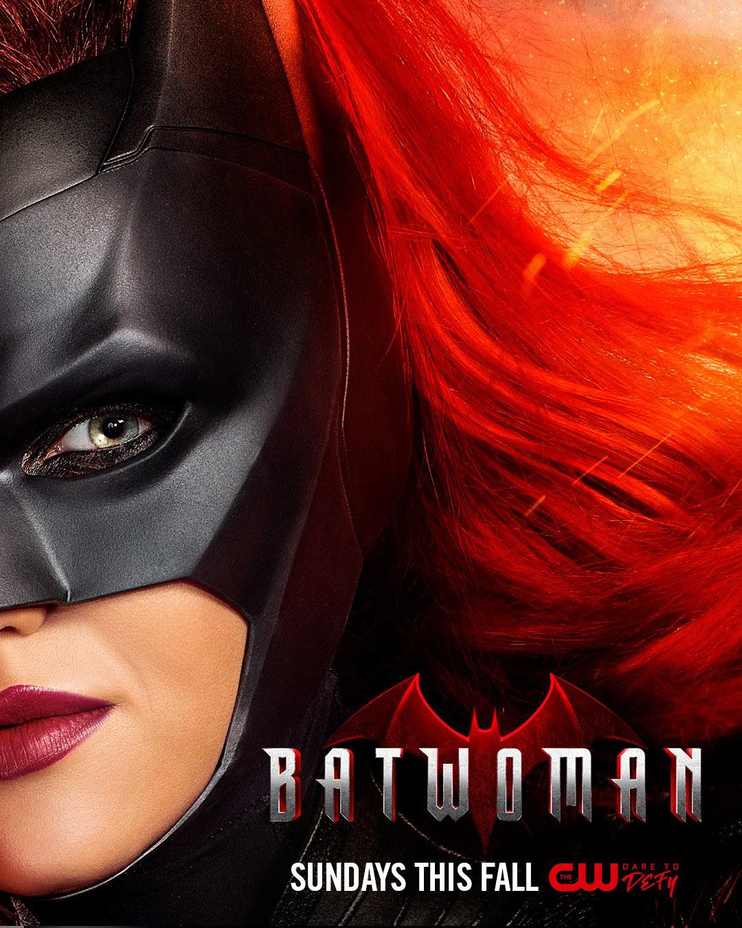 Постер для 1 сезона сериала Бэтвумен