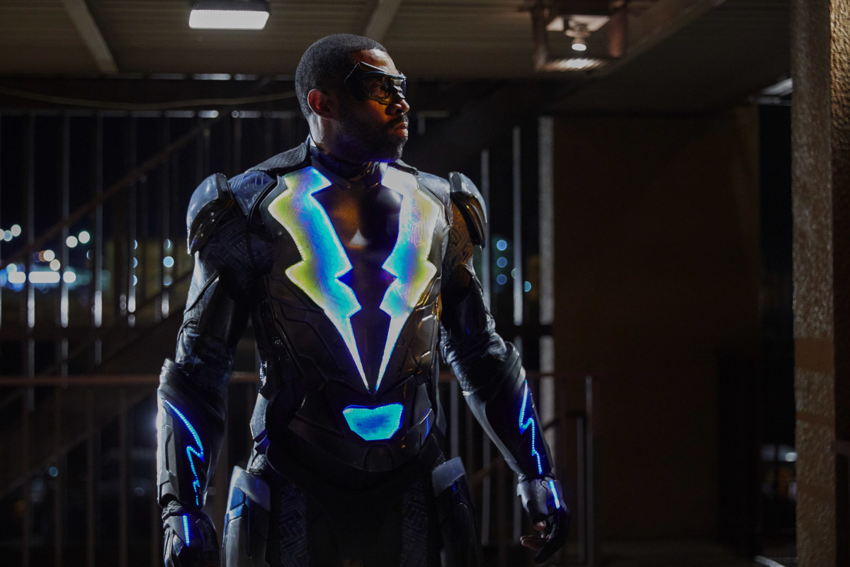 "Black Lightning ""The Resurrection"" - 1 серия 1 сезона"