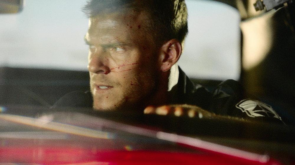 """Кровавая Гонка """"The Fucking Cop"""" - 1 серия 1 сезона"""