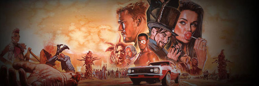 Постер для Кровавая Гонка