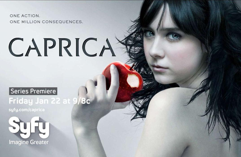 Постер к сериалу Каприка