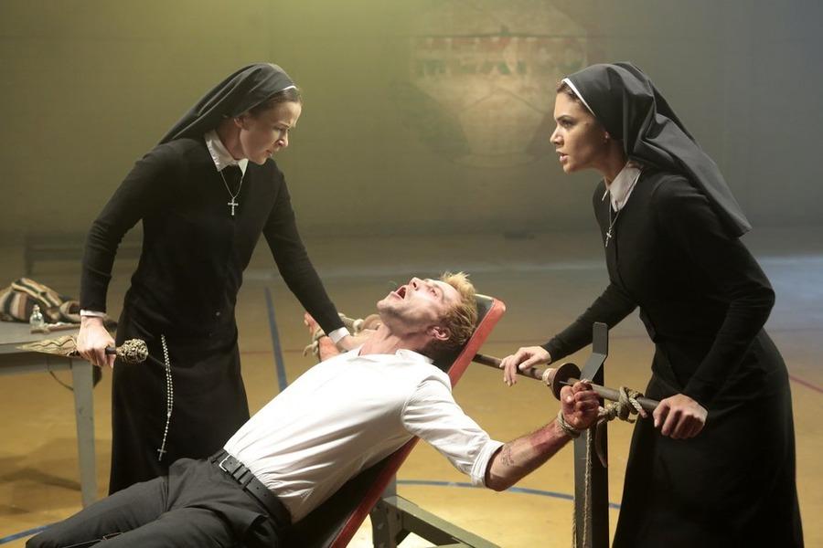 """Константин """"The Saint Of Last Resorts: Part 2"""" - 9 серия 1 сезона"""