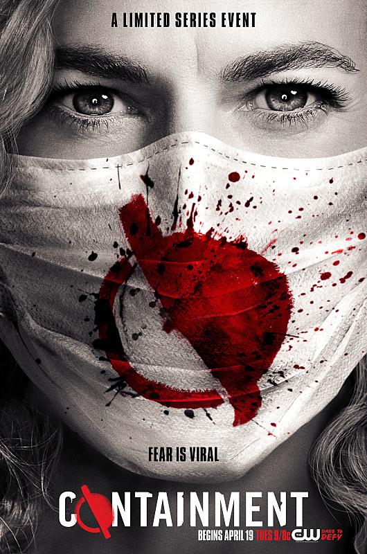 Постер для 1 сезона сериала Карантин