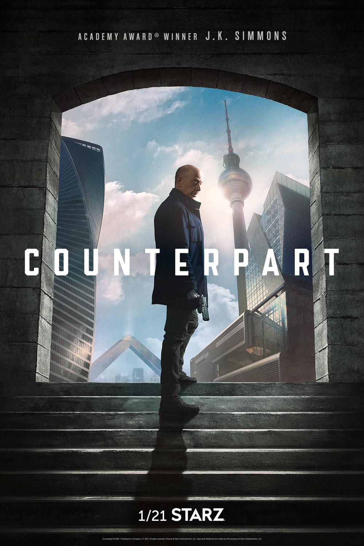 Постер для 1 сезона сериала Контрмир