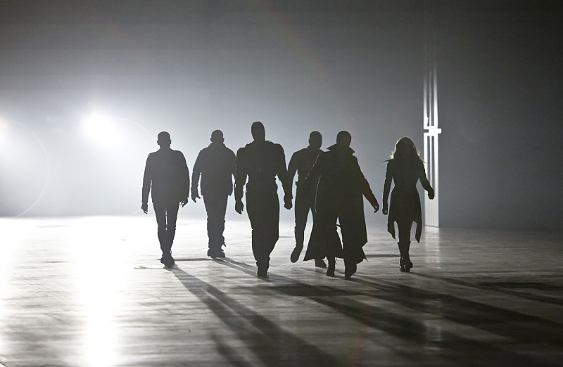 """Легенды Завтрашнего Дня """"Destiny"""" - 15 серия 1 сезона"""