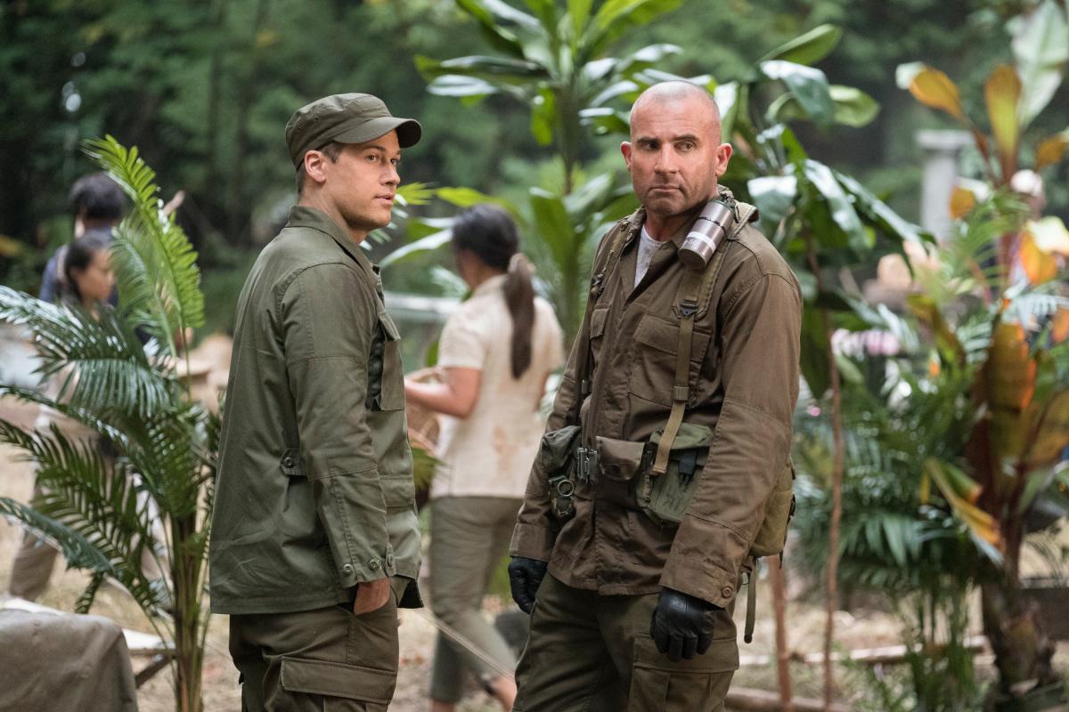 "Легенды Завтрашнего Дня ""Welcome to the Jungle"" - 7 серия 3 сезона"