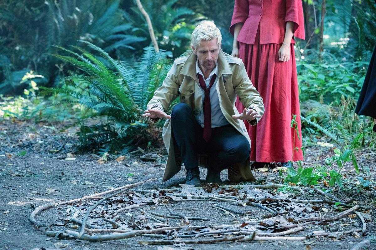 """Легенды Завтрашнего Дня """"Witch Hunt"""" - 2 серия 4 сезона"""