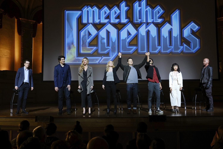 """Легенды Завтрашнего Дня """"Meet the Legends"""" - 2 серия 5 сезона"""