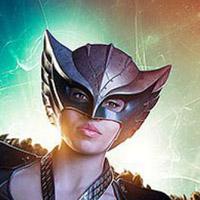 Сиара Рене в сериале Легенды Завтрашнего Дня - официальное фото
