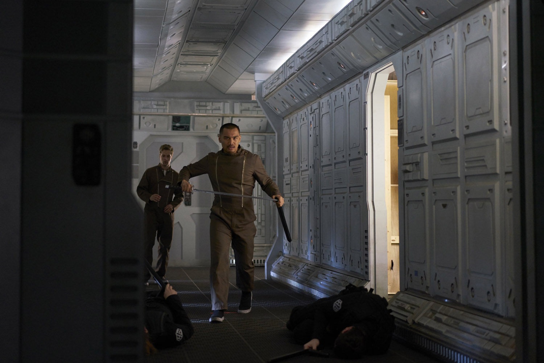 "Темная Материя ""Kill Them All"" - 2 серия 2 сезона"