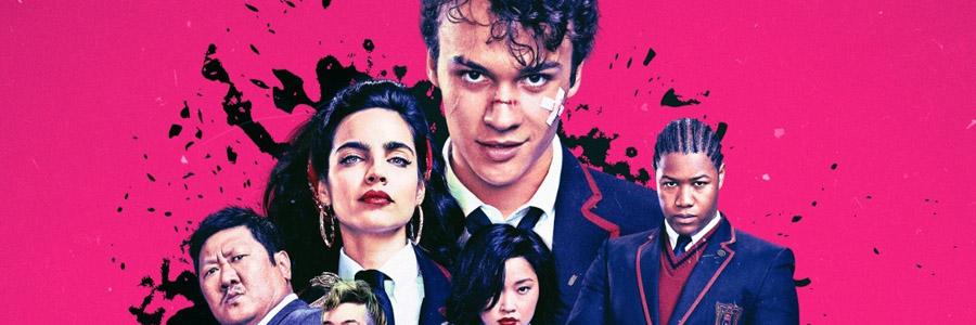 Постер для Deadly Class