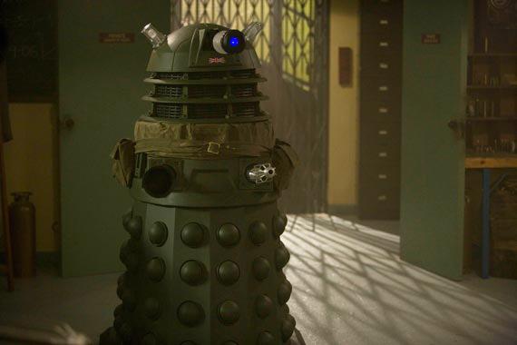 3 эпизод Доктора Кто