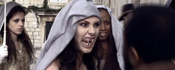 Вампиры в 6 эпизоде Доктора Кто