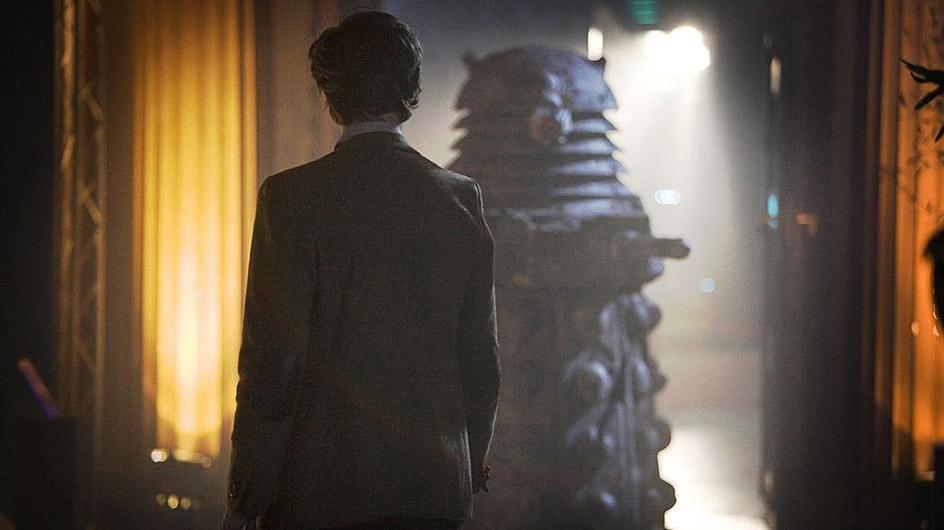Финал первого сезона Доктора Кто
