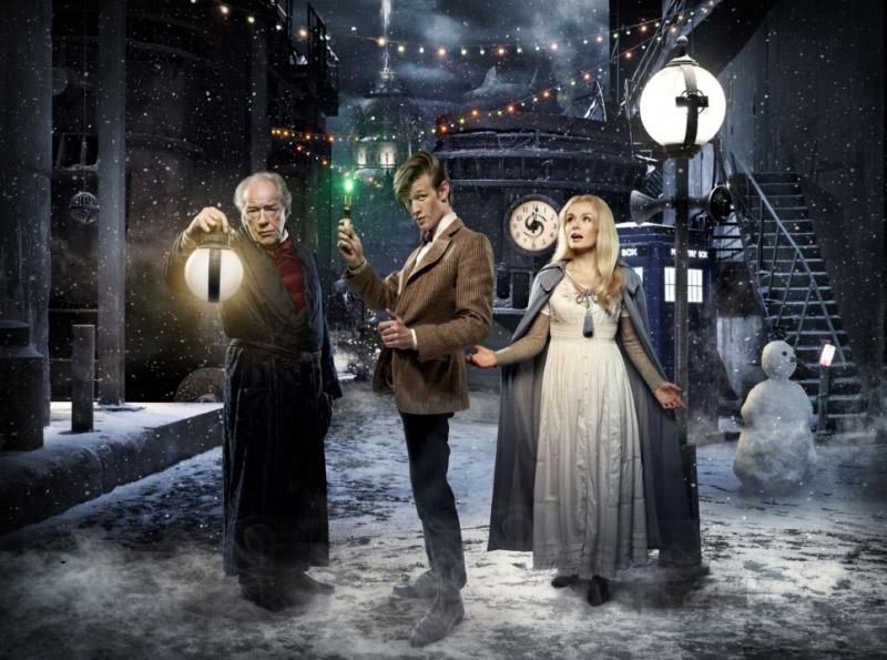 Доктор Кто - рождественский выпуск A Christmas Carol