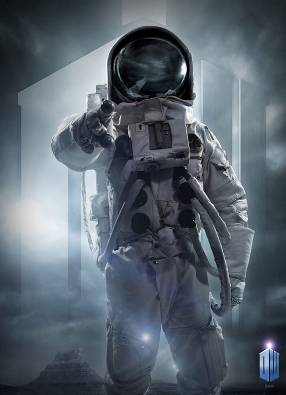 The Impossible Astronaut - 1 серия 2 сезона Доктора Кто
