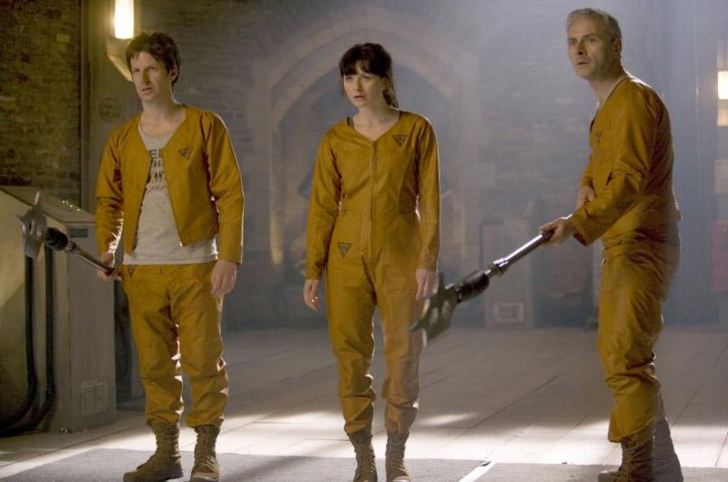 The Rebel Flesh - 5 серия 2 сезона Доктора Кто