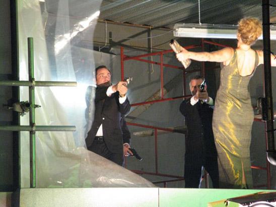 Съемки американского эпизода Доктора Кто