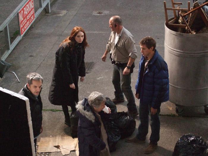 Съемки 2 сезона Доктора Кто в Бристоле