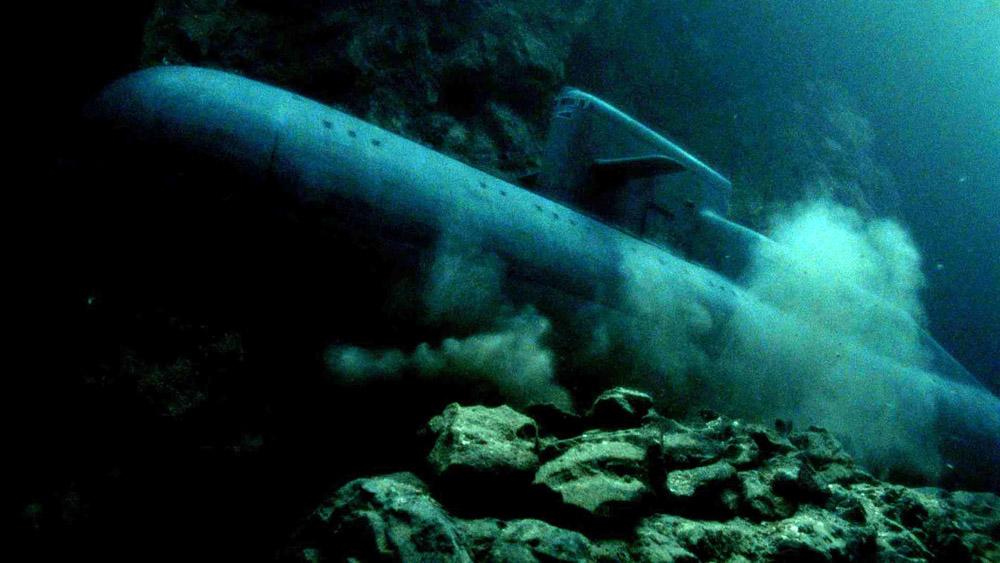 рабочая глубина подводных лодок