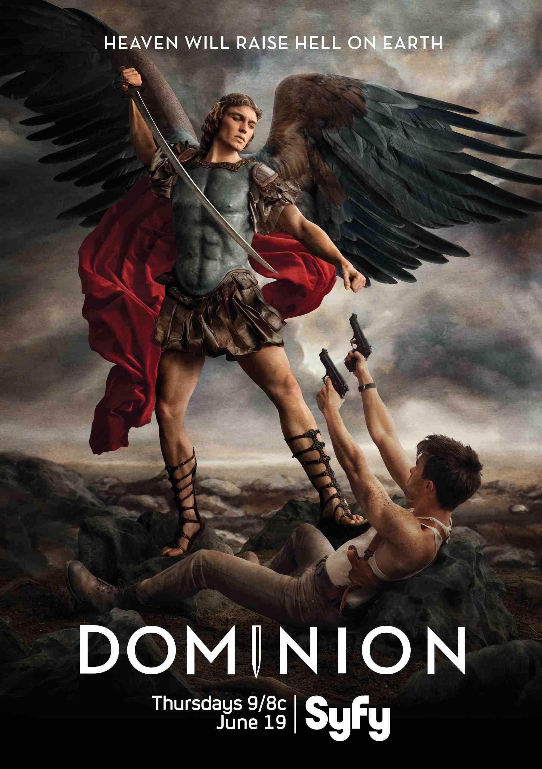 Постер для 1 сезона сериала Доминион