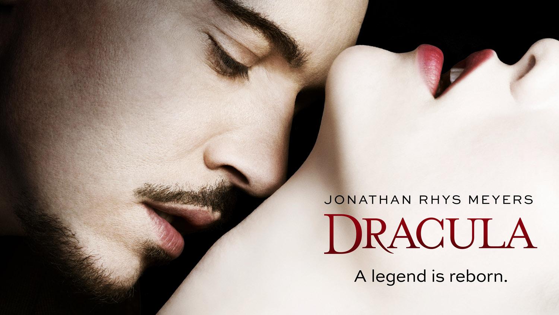 Постер для 1 сезона сериала Дракула
