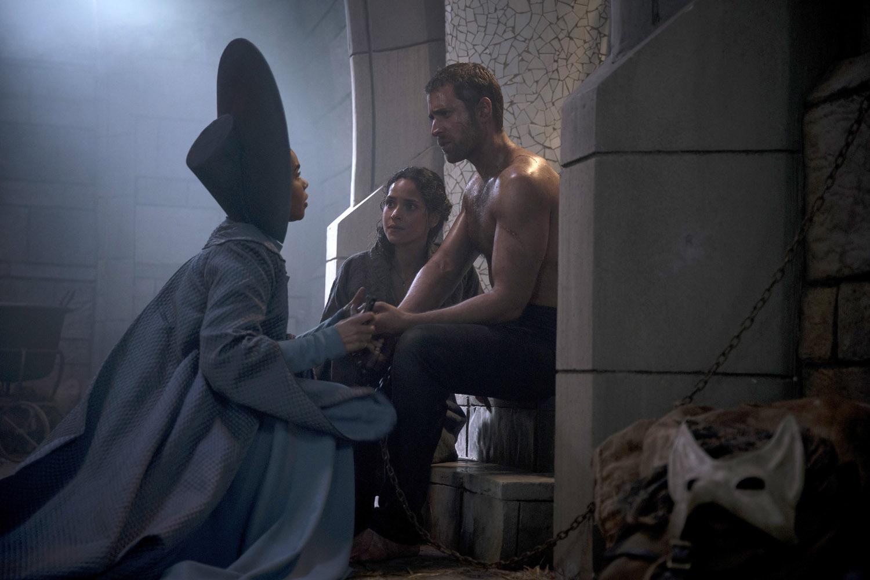 "Изумрудный Город ""Beautiful Wickedness"" - 6 серия 1 сезона"