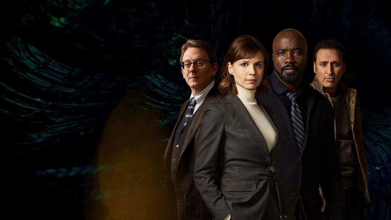 Постер для 1 сезона сериала Evil
