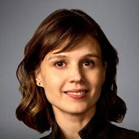 Катя Херберс в сериале Evil - официальное фото