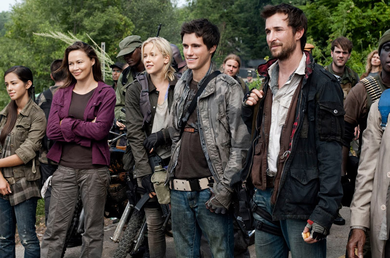 Live and Learn - 1 серия Falling Skies
