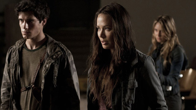 The Armory - 2 серия Falling Skies