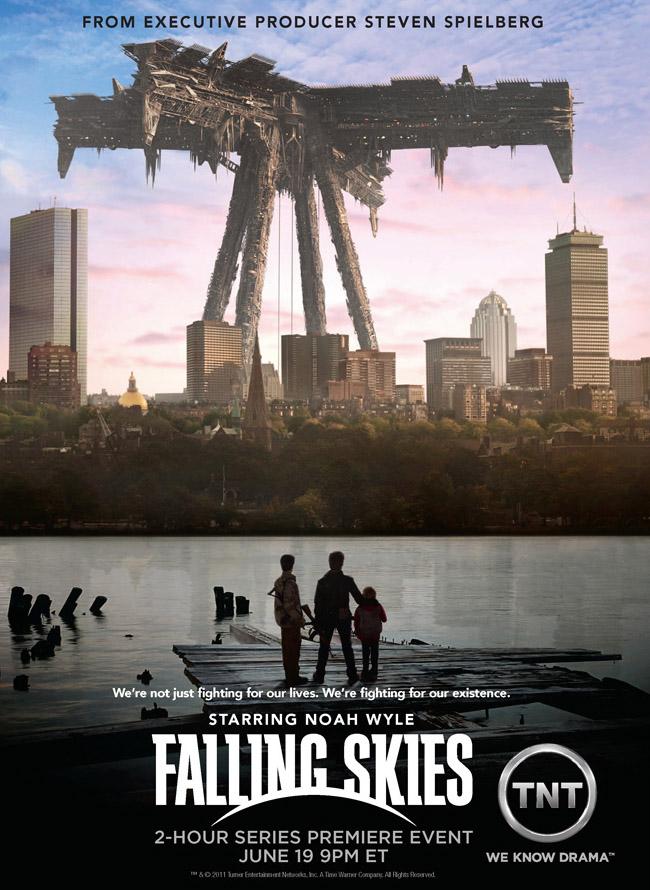 Постер к сериалу Falling Skies