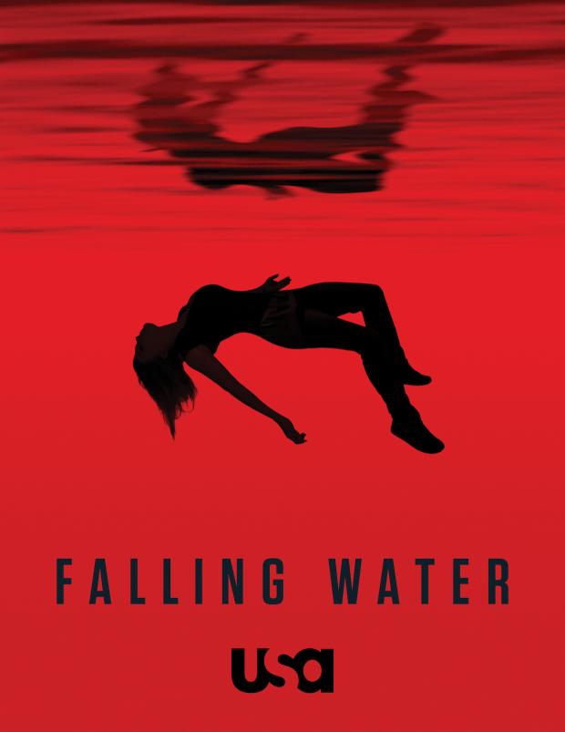 Постер для 2 сезона сериала Падающая Вода
