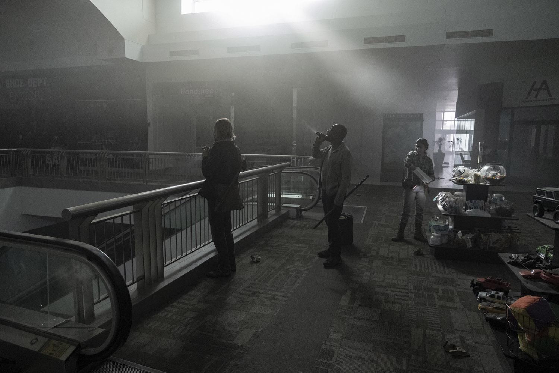"""Бойтесь Ходячих Мертвецов """"210 Words Per Minute"""" - 10 серия 5 сезона"""