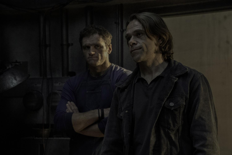 """Бойтесь Ходячих Мертвецов """"The Holding"""" - 11 серия 6 сезона"""