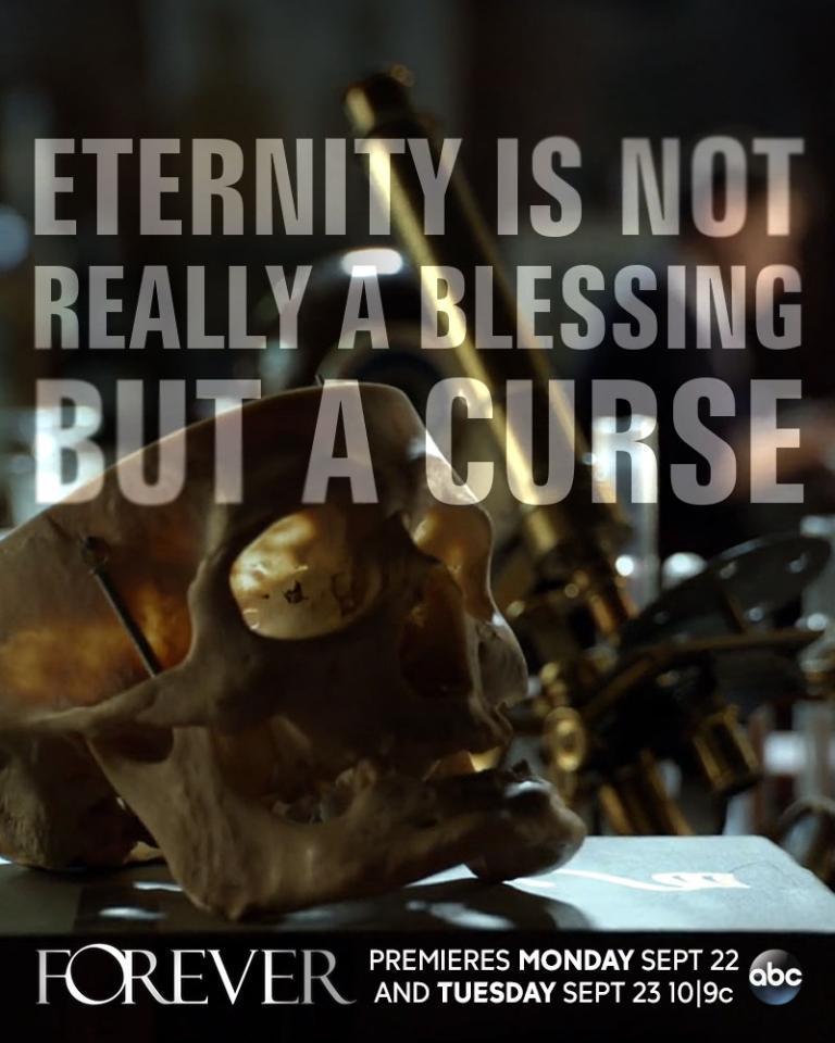 Постер для 1 сезона сериала Вечность