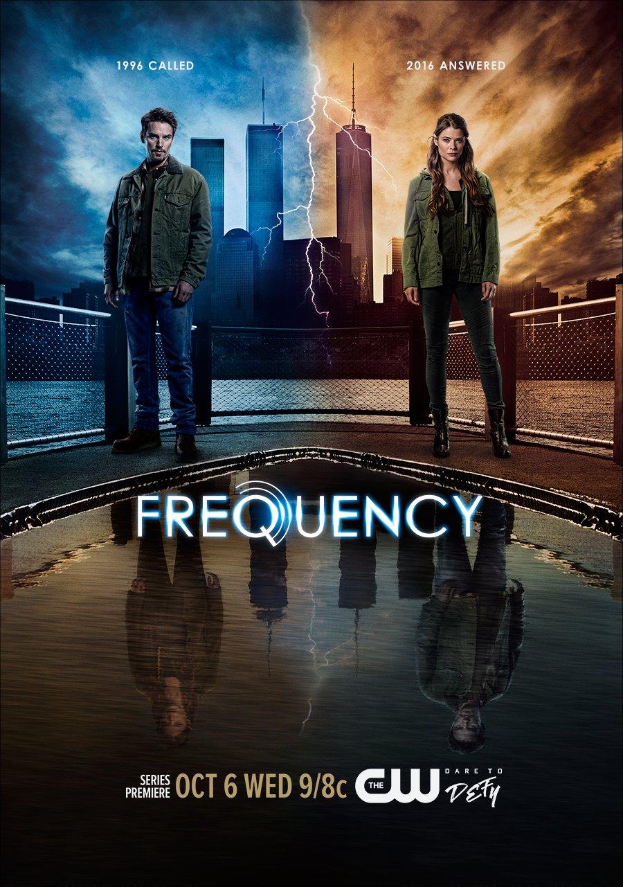 Постер для 1 сезона сериала Радиоволна