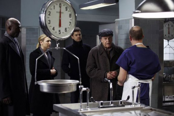 16 эпизод сериала Fringe