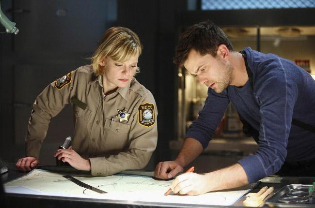 Питер и шериф