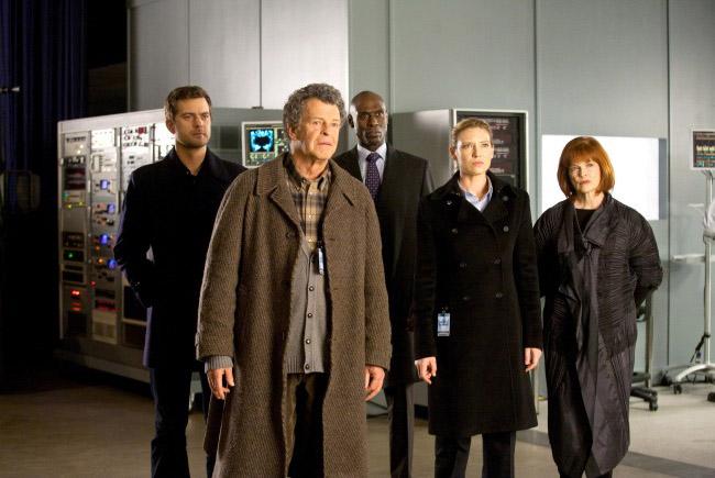 Reciprocity - 11 серия 3 сезона За Гранью