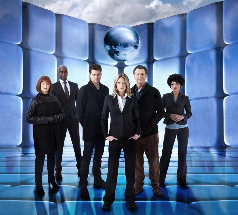 Постер для 5 сезона сериала За Гранью