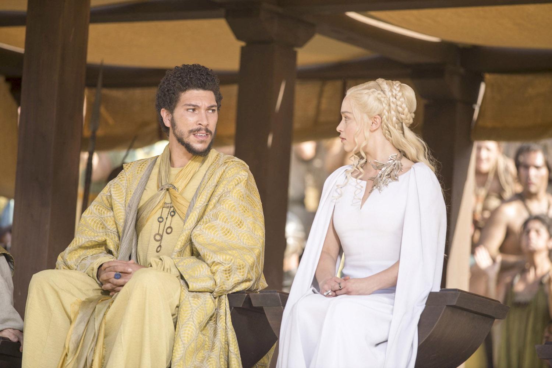 "Игра Престолов ""The Dance of Dragons"" - 9 серия 5 сезона"