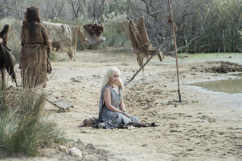 "Игра Престолов ""The Red Woman"" - 1 серия 6 сезона"