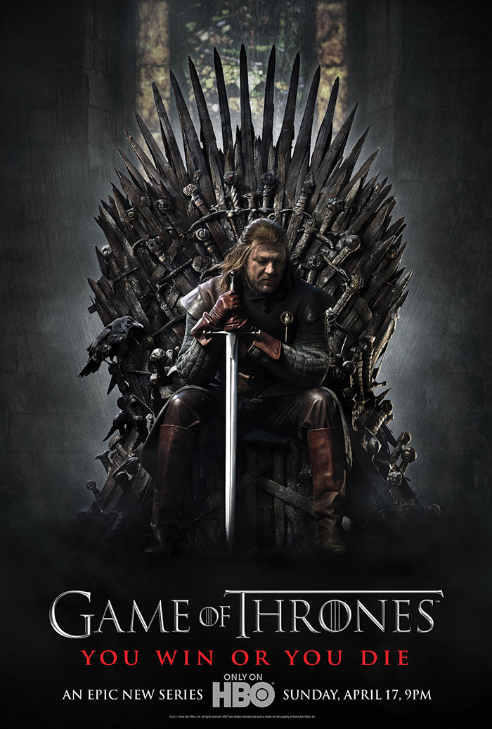 Постер к сериалу Game of Thrones