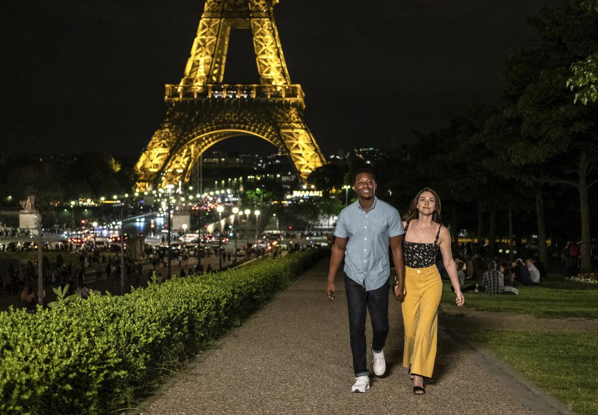 "Бог Меня Зафрендил ""From Paris with Love"" - 3 серия 2 сезона"