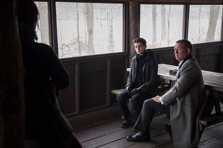 """Готэм """"Pinewood"""" - 18 серия 2 сезона"""