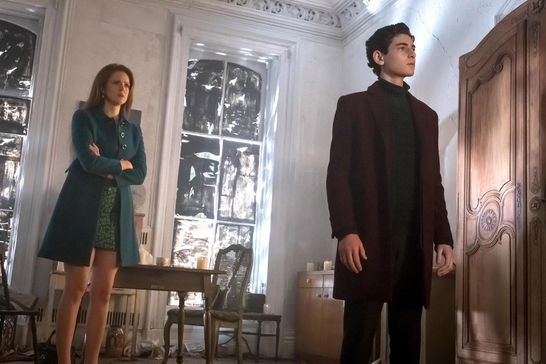 """Готэм """"The Executioner"""" - 9 серия 3 сезона"""