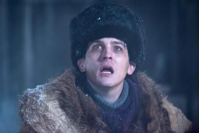 """Готэм """"The Primal Riddle"""" - 17 серия 3 сезона"""