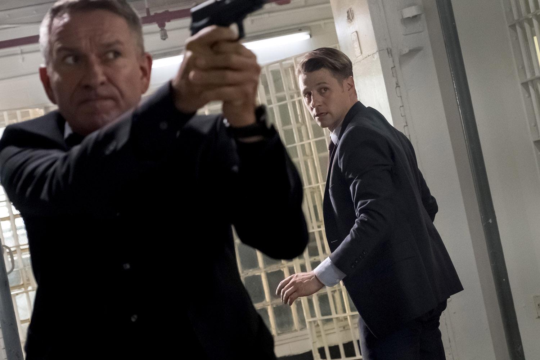 "Готэм ""The Blade's Path"" - 5 серия 4 сезона"